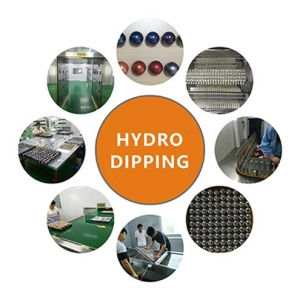 Hydro dipping
