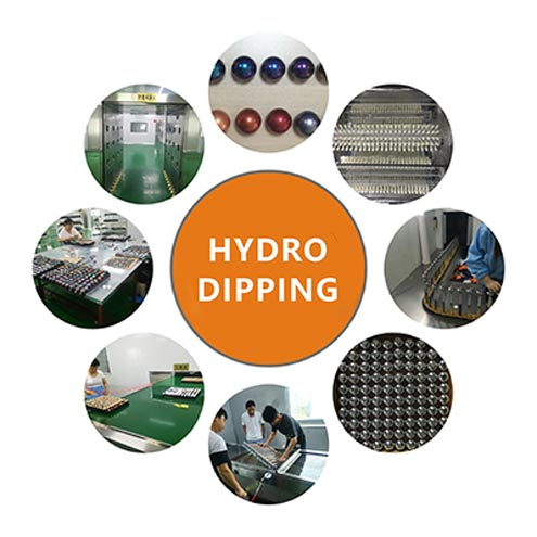 Hydro dipping service