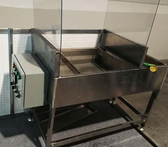 DIY hydro dipping tank