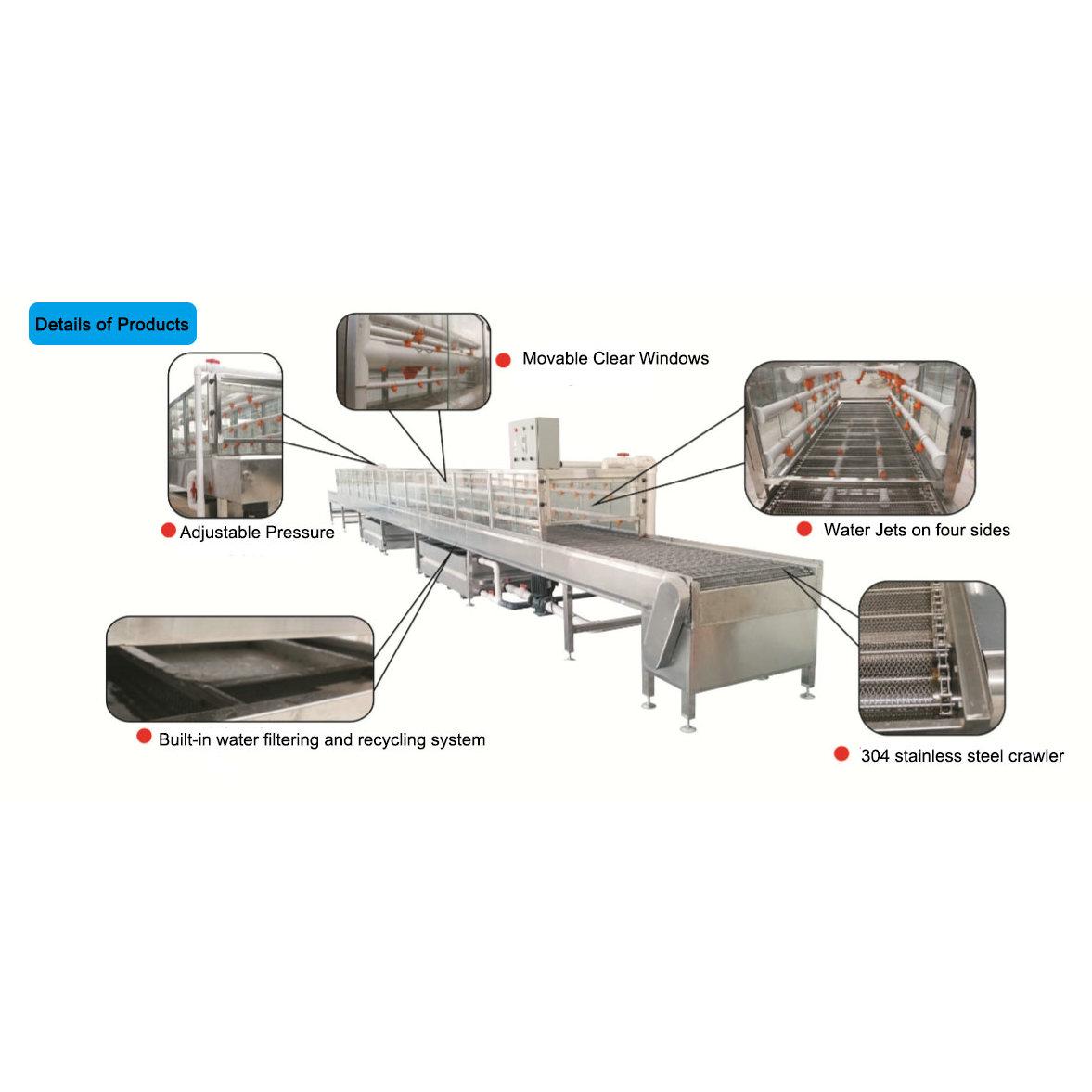 automatic Hydrographics wash machine