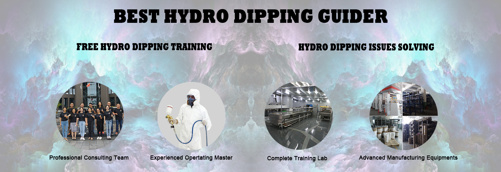 How to start hydro dip