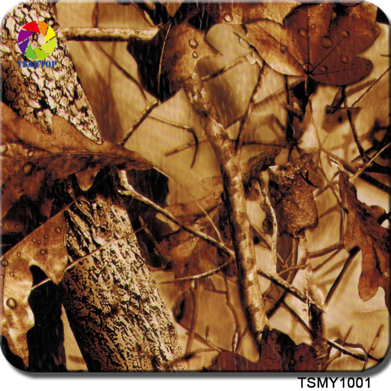 TSMY1001 Antler Camo Hydrographic Dipping