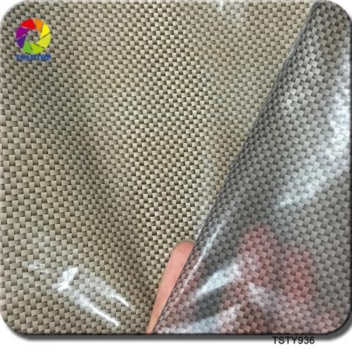 TSTY936 Carbon Fiber Diy Water Transfer Printing