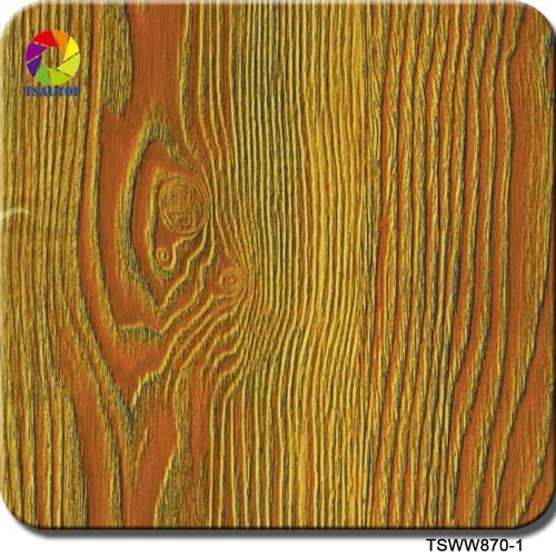 TSWW870-1 Wood Grain Hydro Dipping Sheets