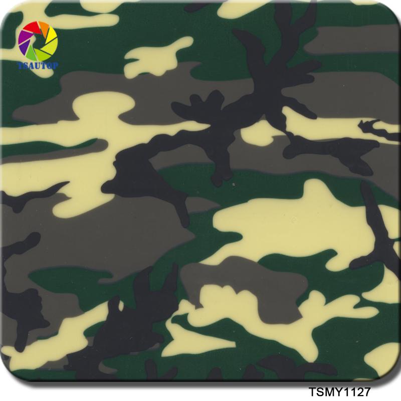 TSMY1127 Military Camo Hydro Dipping Transfers