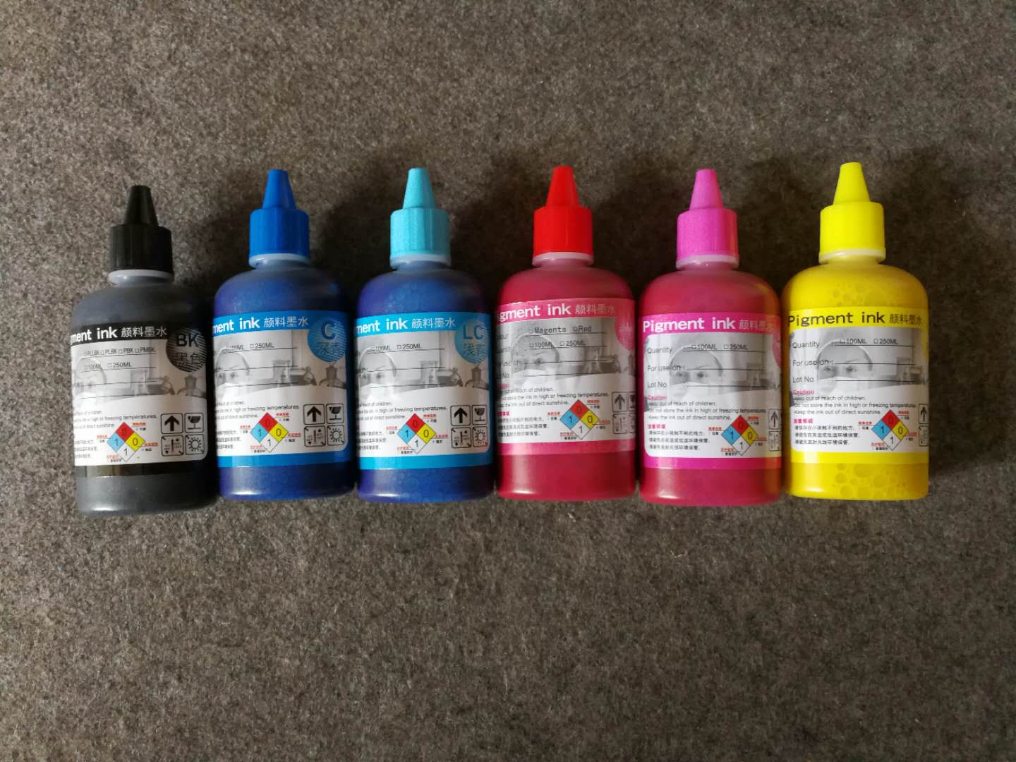 pigment-based ink