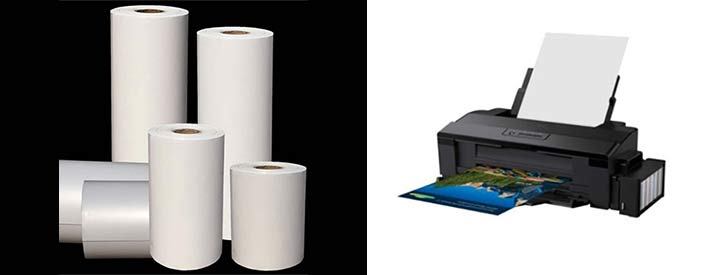 blank hydro dipping film and water transfer printing film printer