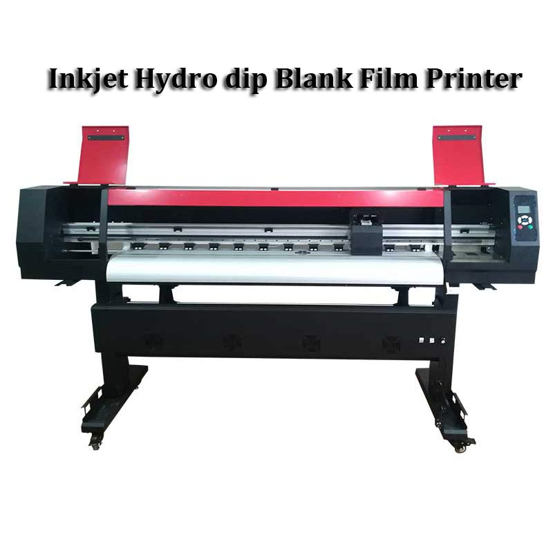 inkjet printer for hydrographic blank film