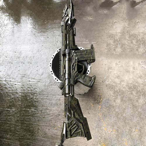 Military gun Camo Hydro Dip Film12330