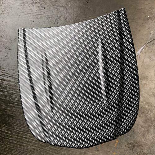 tsautop carbon fiber hood dipping 883-1