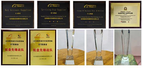 tsautop hydro dipping certificates