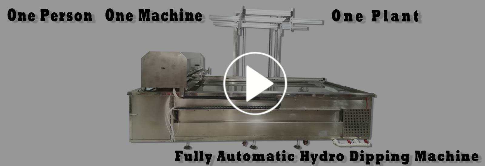 hydro dipping machine video banner