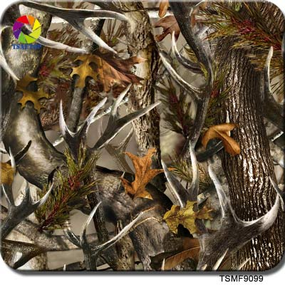 TSMF9099 Antler camo Patterns Hydro Dip Film