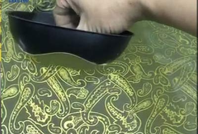hydro dipping patterns
