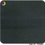 Weave pattern black carbon fiber