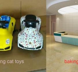 Water transfer printing vs baking paint?