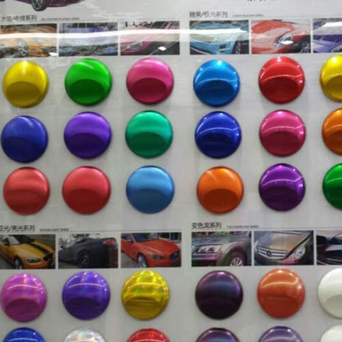 Car Wrap Display Model Plasti Dip Paint Display