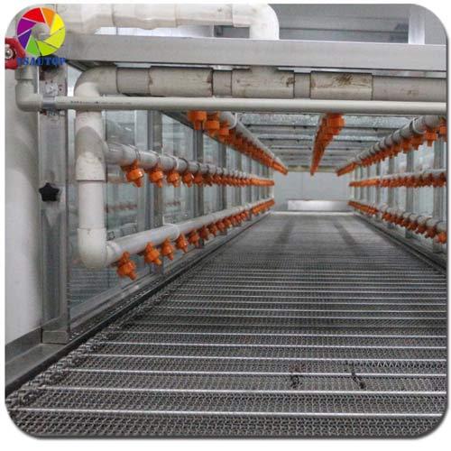 Automatic Hydro graphics Washing rinse Machine