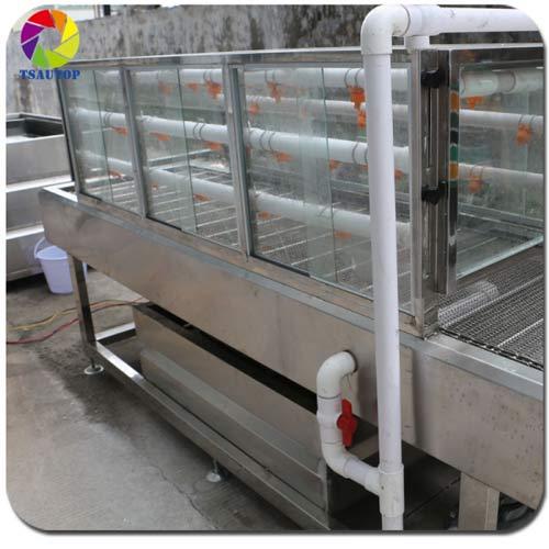 Semi Automatic Hydro graphics Washing Machine