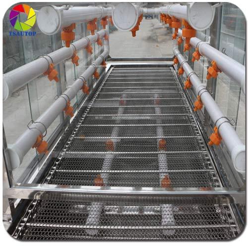 TSAUTOP® Automatic Hydrographics Wash Machine