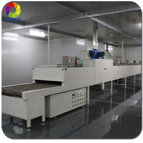automatic dry line for hydro dip item