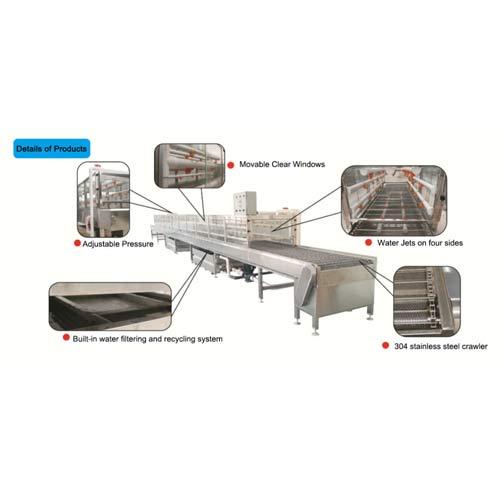 automatice Hydrographics wash machine