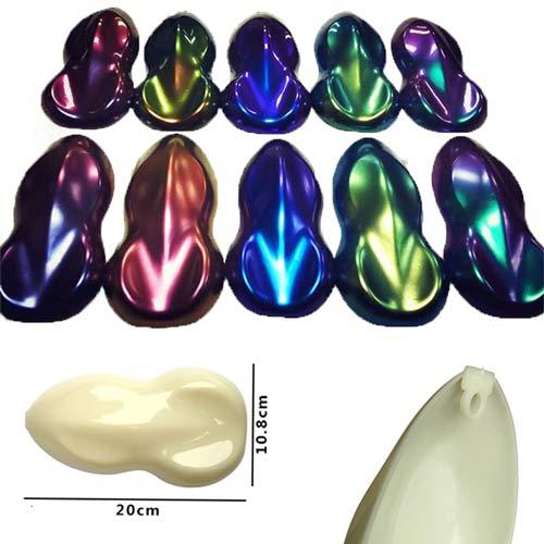 pearl paint speed shape