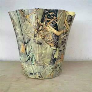 water transfer printing flowerpot