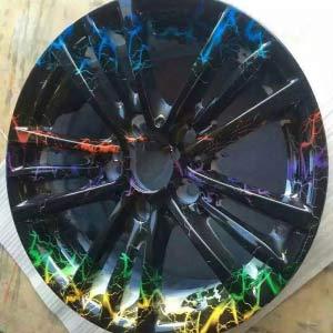 water transfer printing rims