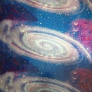 Galaxy Hydrographic Film
