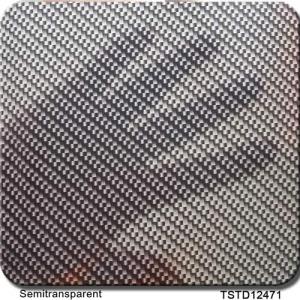 TSTD12471carbon fiber hydrographic film