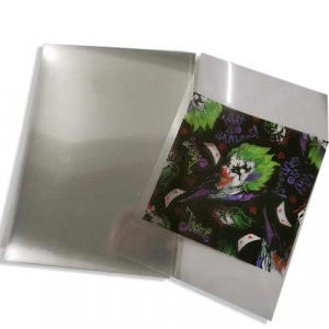 blank hydro dip film with pattern