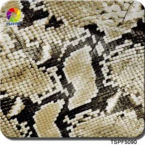 snake skin hydrographic film TSPF5090