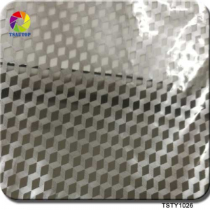 carbon fiber dipping transfer film TSTY1026