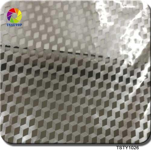 carbon fiber dipping transfer film TSTY1026