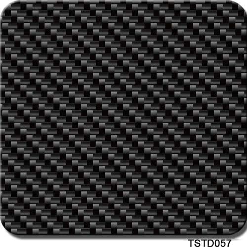 carbon fiber hydrographic film TSTD057