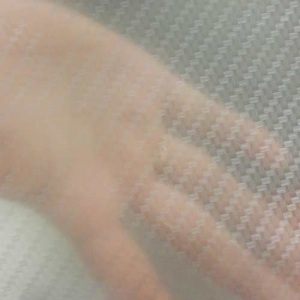 transparent carbon fiber hydro dipping film TSTH104-1