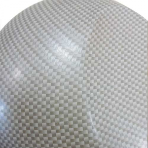 transparent carbon fiber hydrographic film TSTH104-1