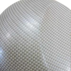 transparent carbon fiber hydrographic film TSTH104-1