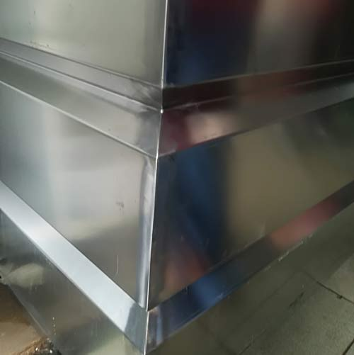 304 stainless steel material for hydro dipping tank