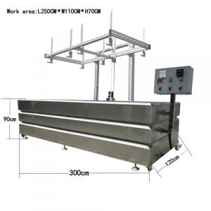 hydrographics tank