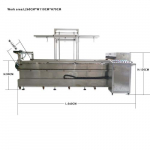 Fully automatic hydro dip machine