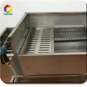 filtering system of hydro dipping tank