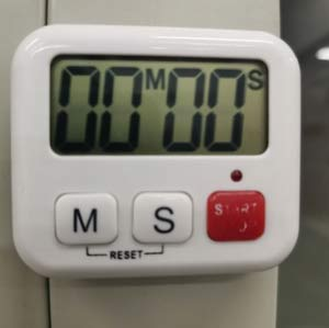 timer for all in one hydro dipping tank