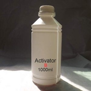 B activator used for hydro dipping water transfer printing process